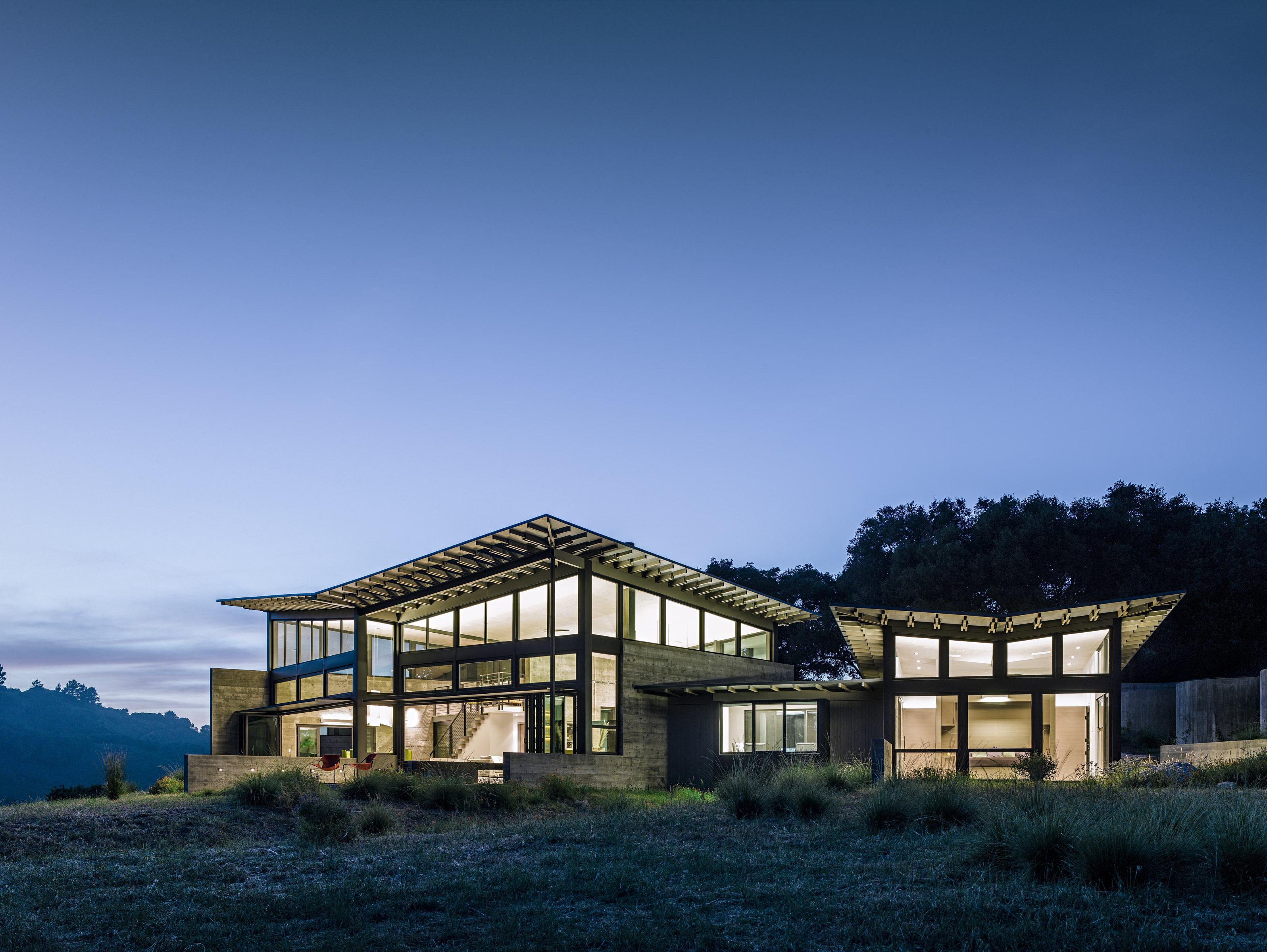 butterfly house | architect magazine | feldman architecture