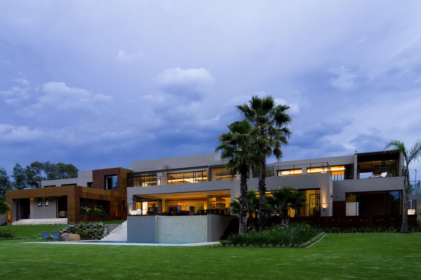 Modern Architecture Johannesburg house sed | architect magazine | nico van der meulen architects
