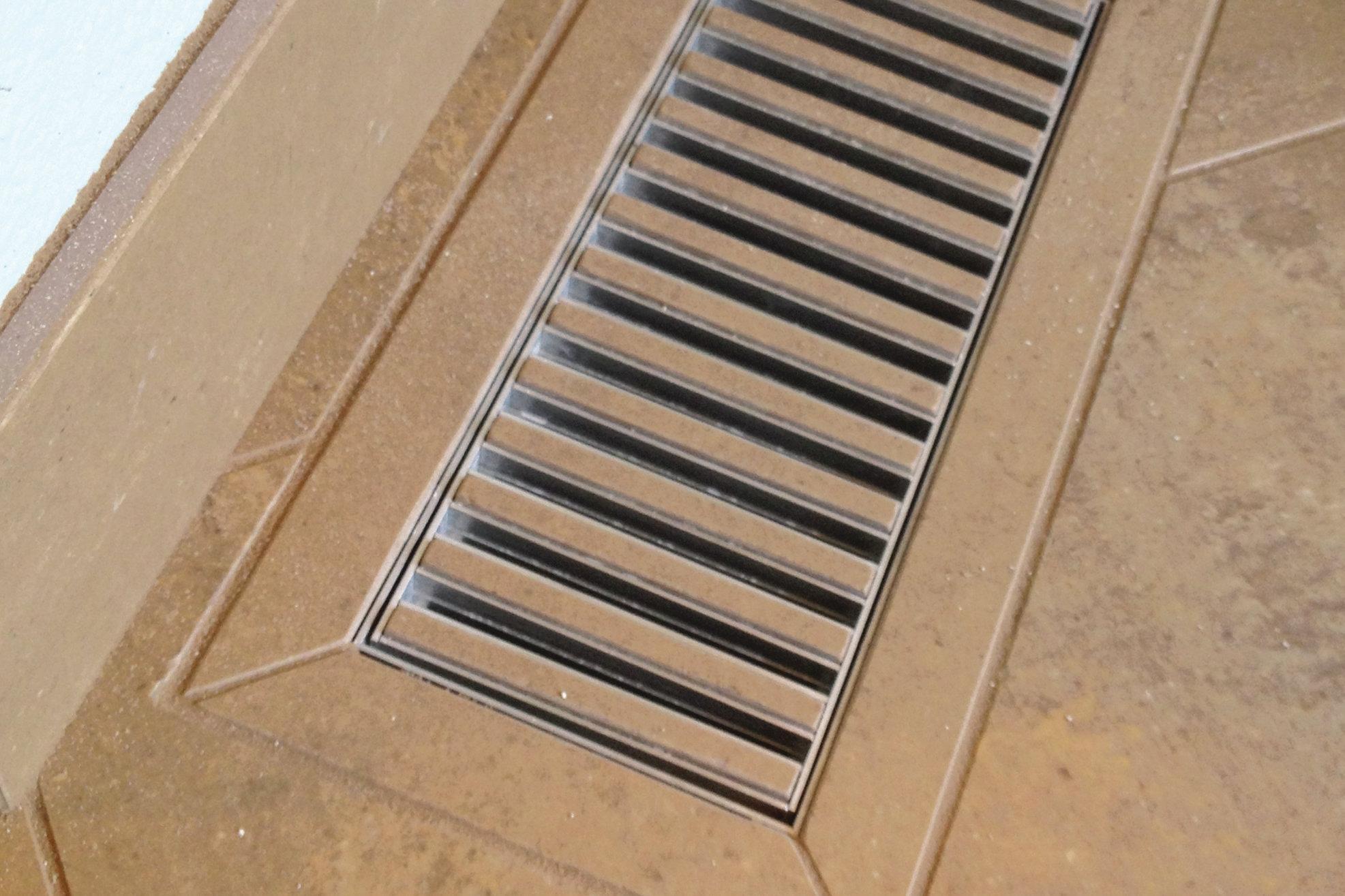 Veiled Vent | Remodeling | Flooring, Seattle Tacoma Bellevue, WA, Nina Patel