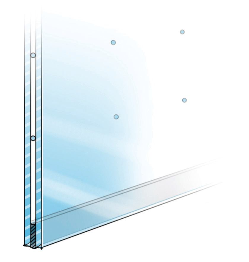 Guardian industries developing vacuum insulated glass for Best insulated glass windows