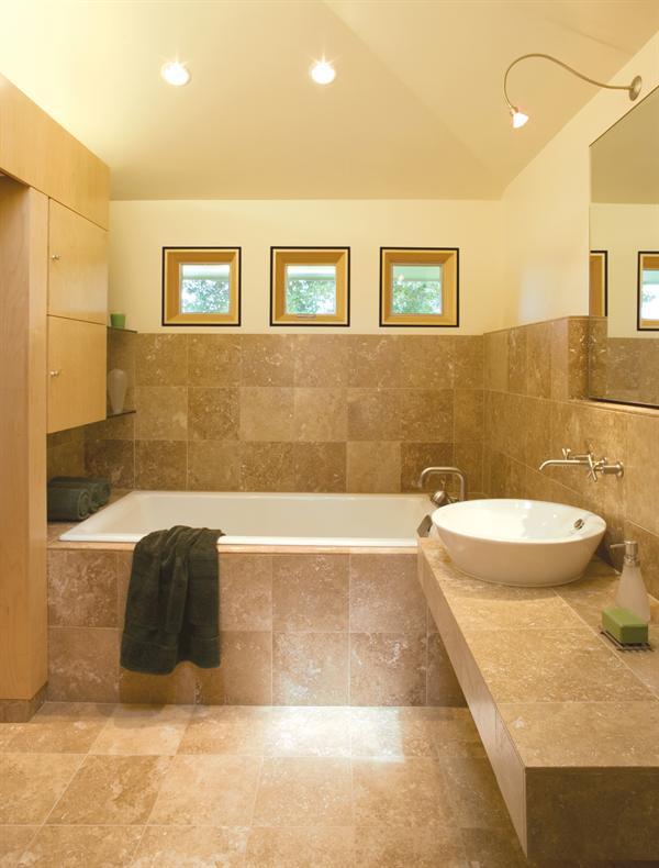 Hinton Iowa Residence Architect Magazine Randy Brown Architects Hinton Ia United States Custom New Construction Bath Design Award Winners