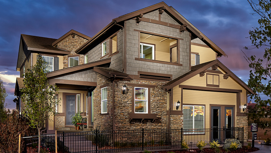 Century Communities Enters Salt Lake City Market Builder