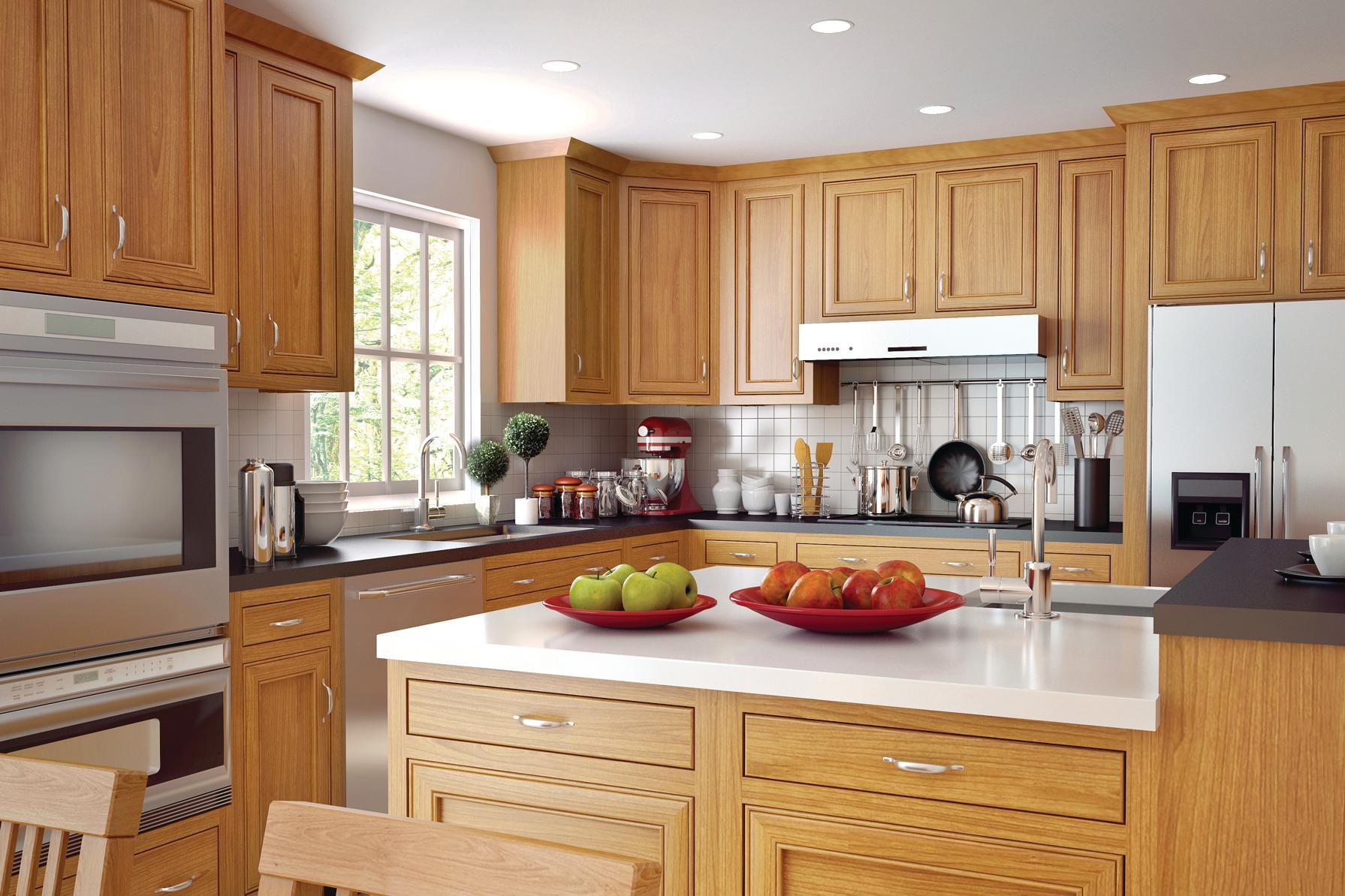 Cabinet compassion canyon creek cabinet co helps for Canyon creek kitchen cabinets