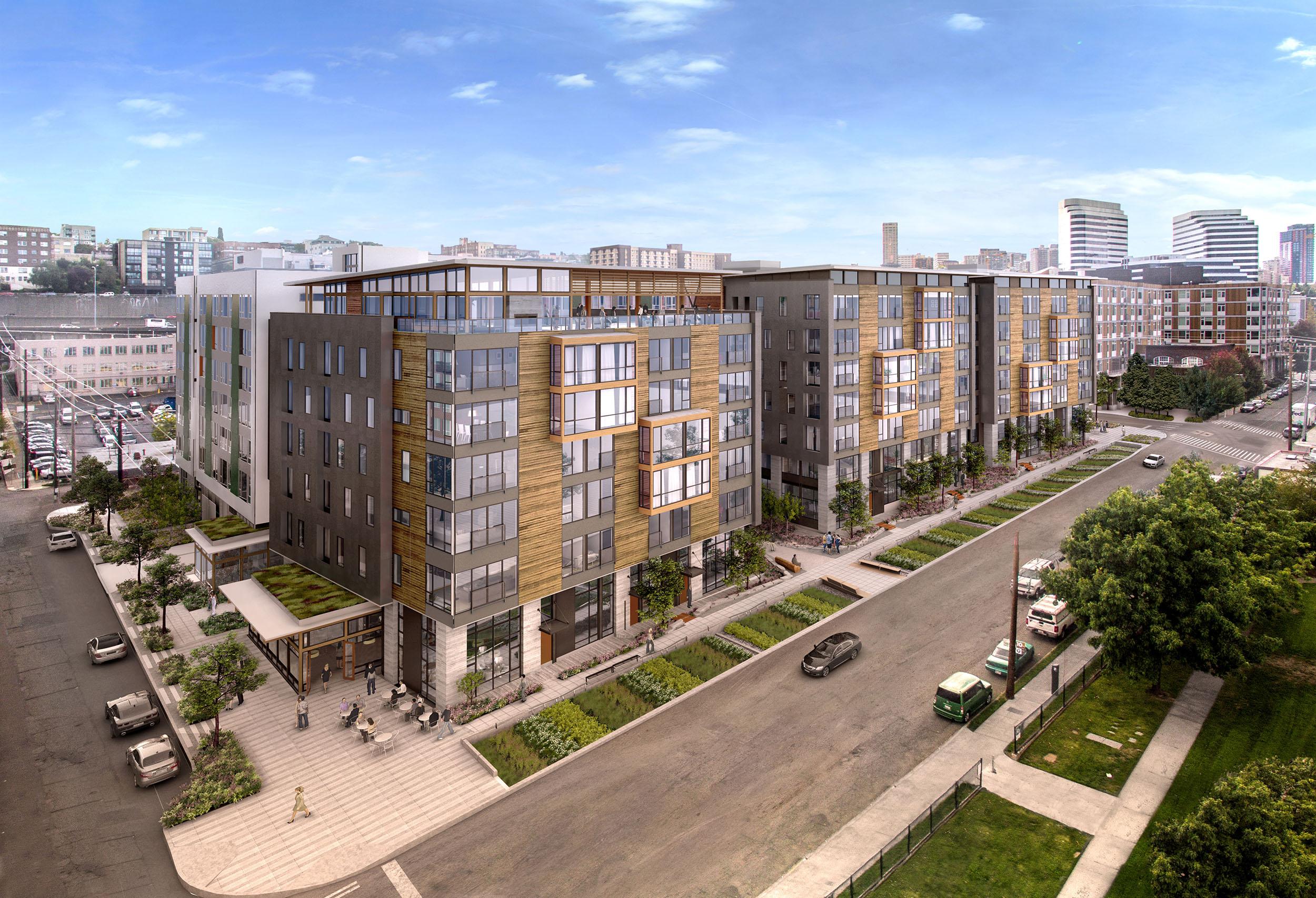 Block 11 Apartments Residential Architect Runberg