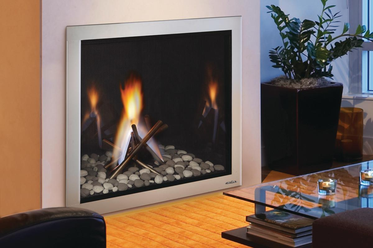 Modern Form: Heat & Glo Lux Fireplace | Remodeling | Fireplaces ...