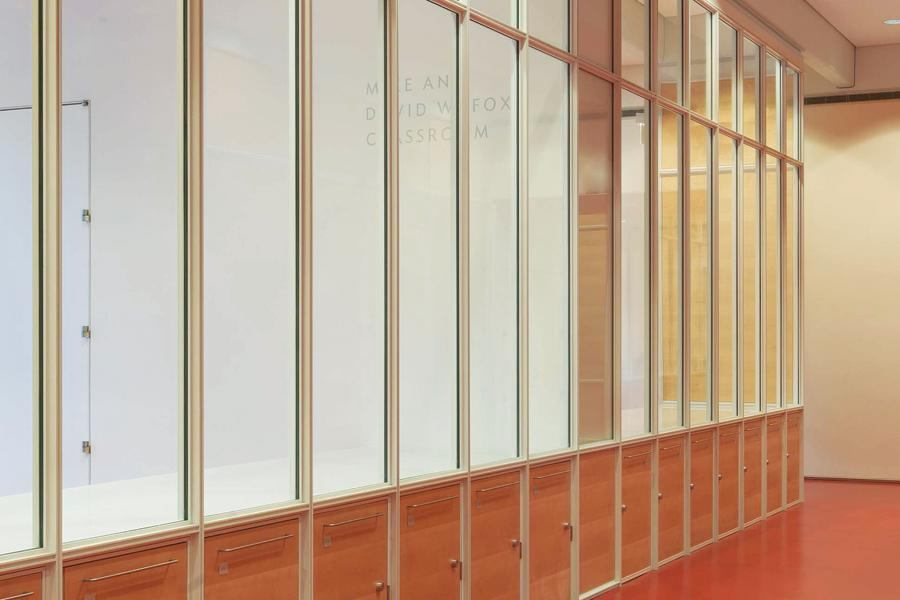 Technical Glass Products Fireframes Aluminum Series