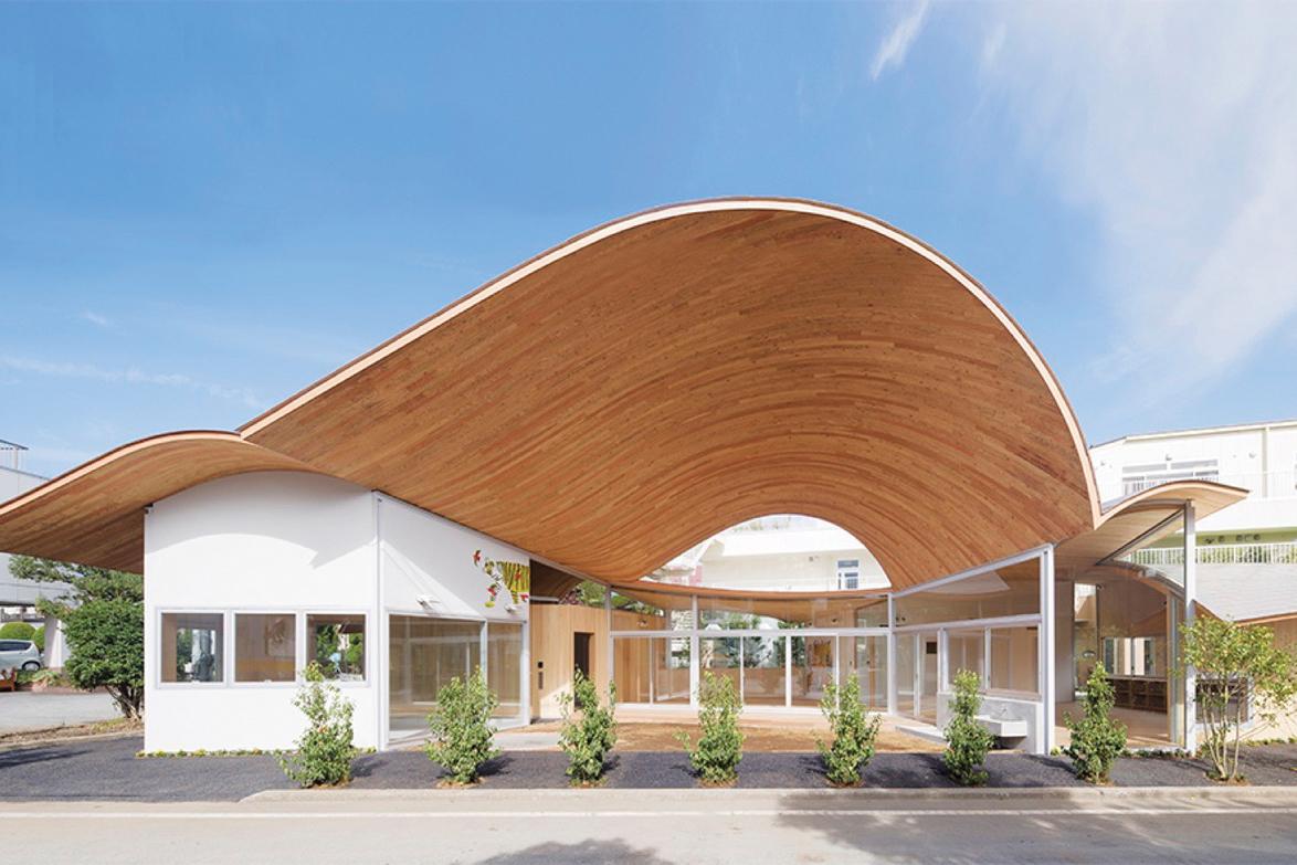 Under Roof Name Toranoko Nursery Laminated Veneer Lumber