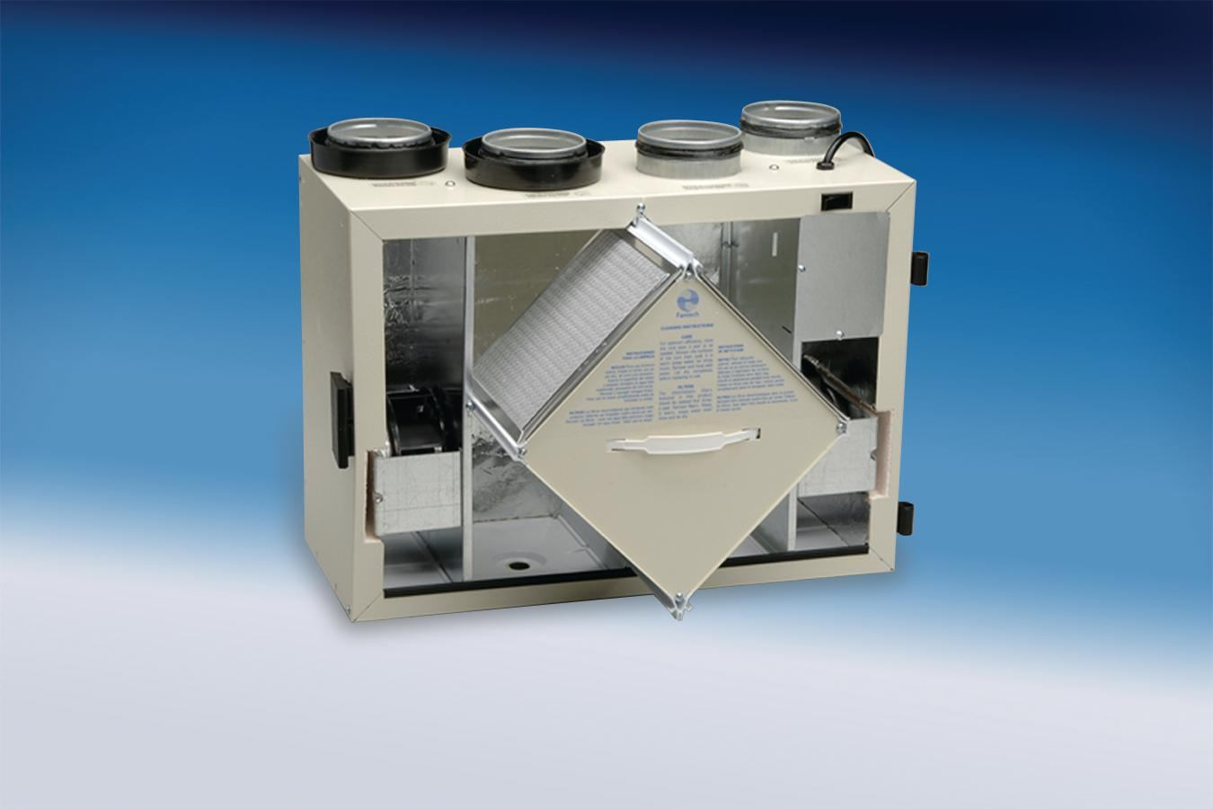 Vhr 1404 Heat Recovery Ventilator From Fantech