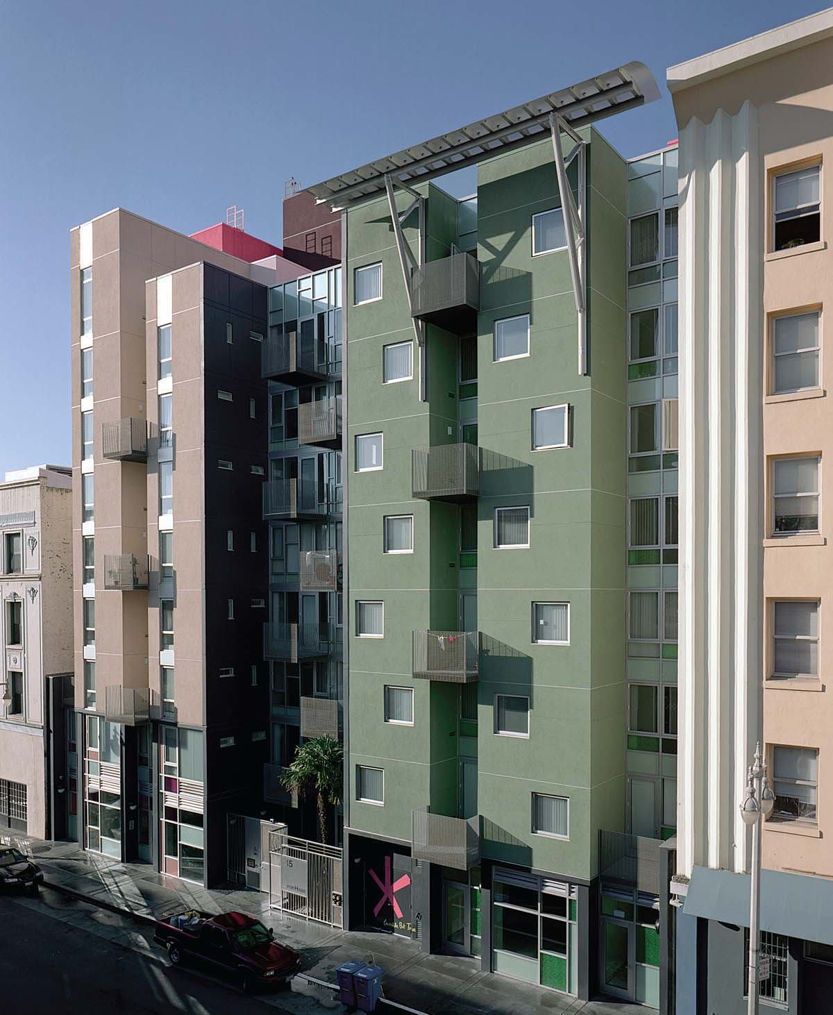 Curran house san francisco residential architect for Residential architect design awards