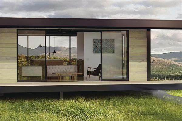 Shipping Modular Homes Affordably Is Startup S Marketing