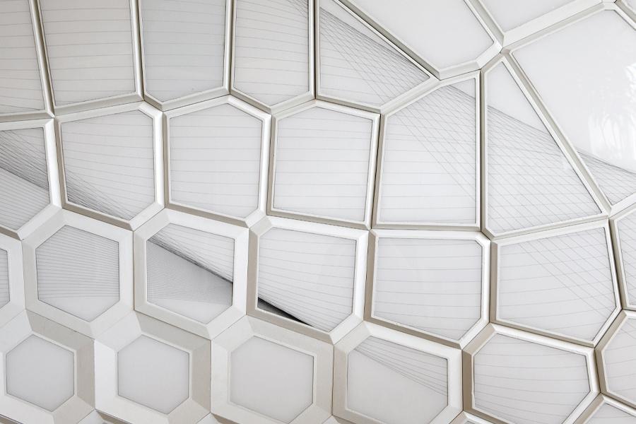 Gradient Wall   Architect Magazine   Radlab, Cambridge, MA ...