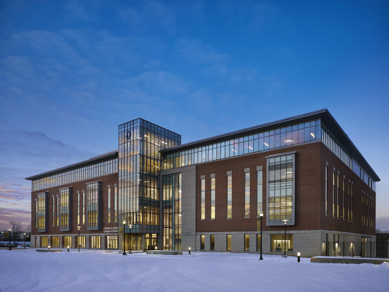 rowan rohrer college  business architect magazine kss architects glassboro nj education