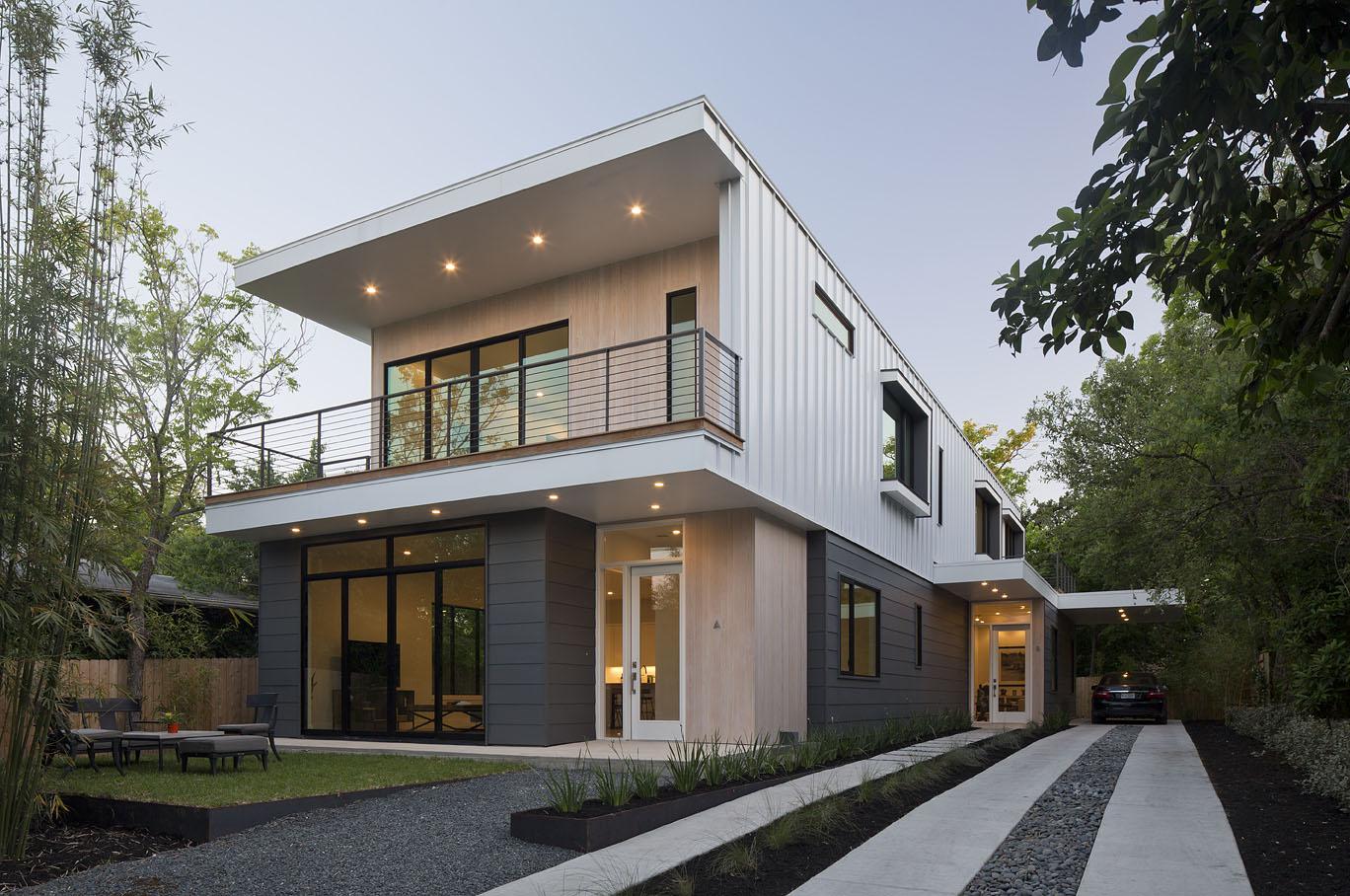 Zilker Residences Residential Architect Clark