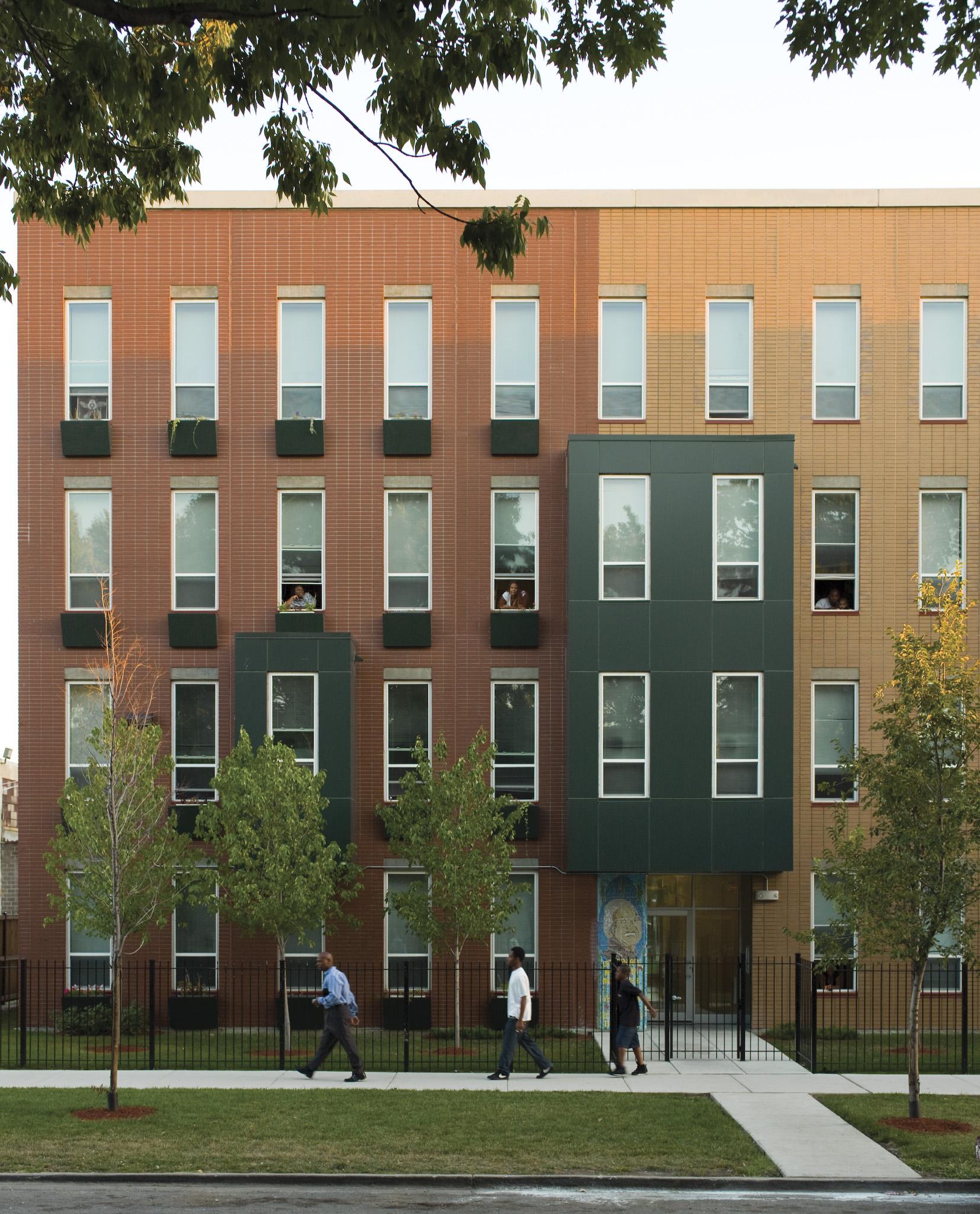 Bickerdike Apartments Chicago Il