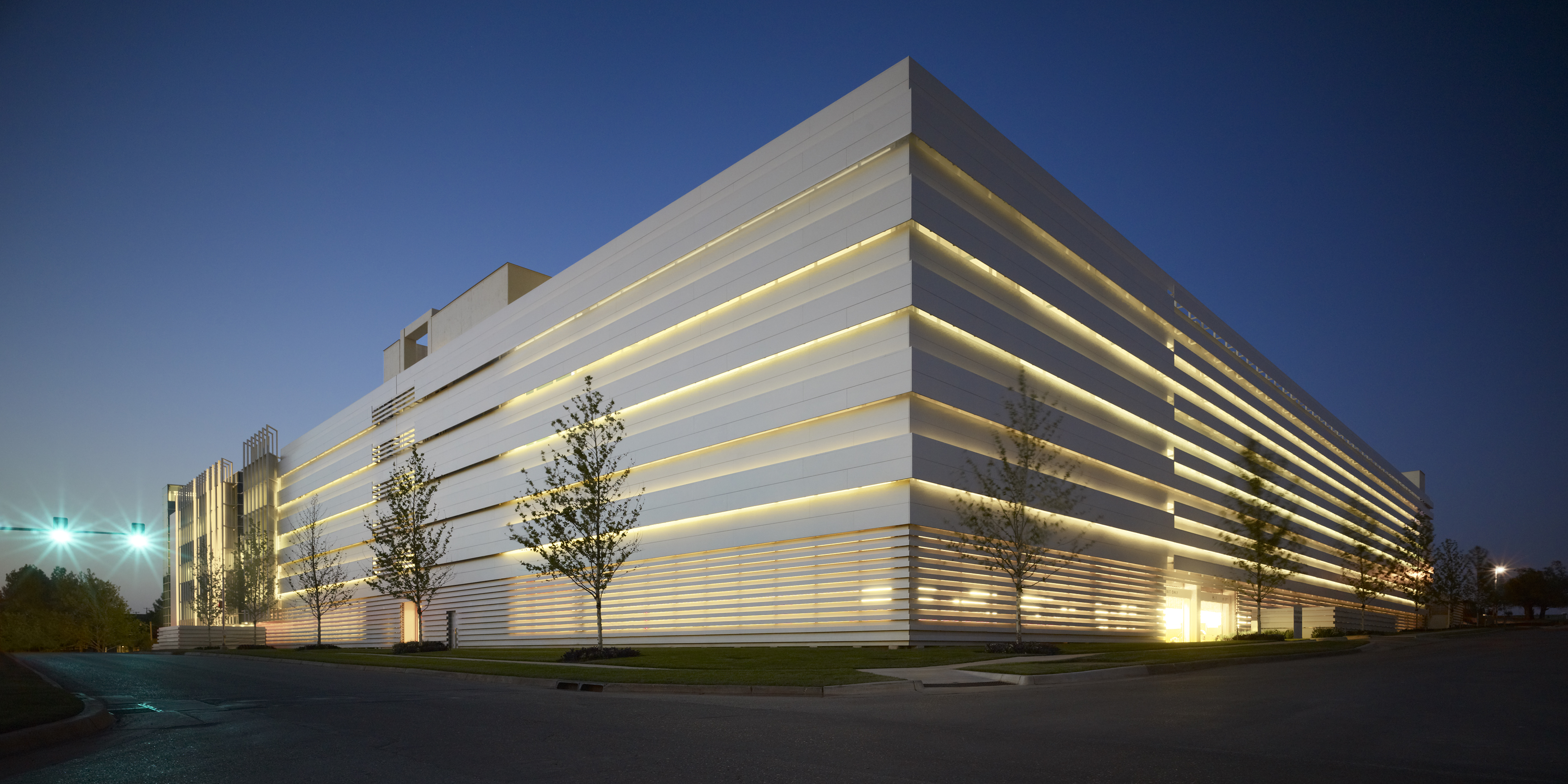 Garage Design Okc: Chesapeake Car Park One
