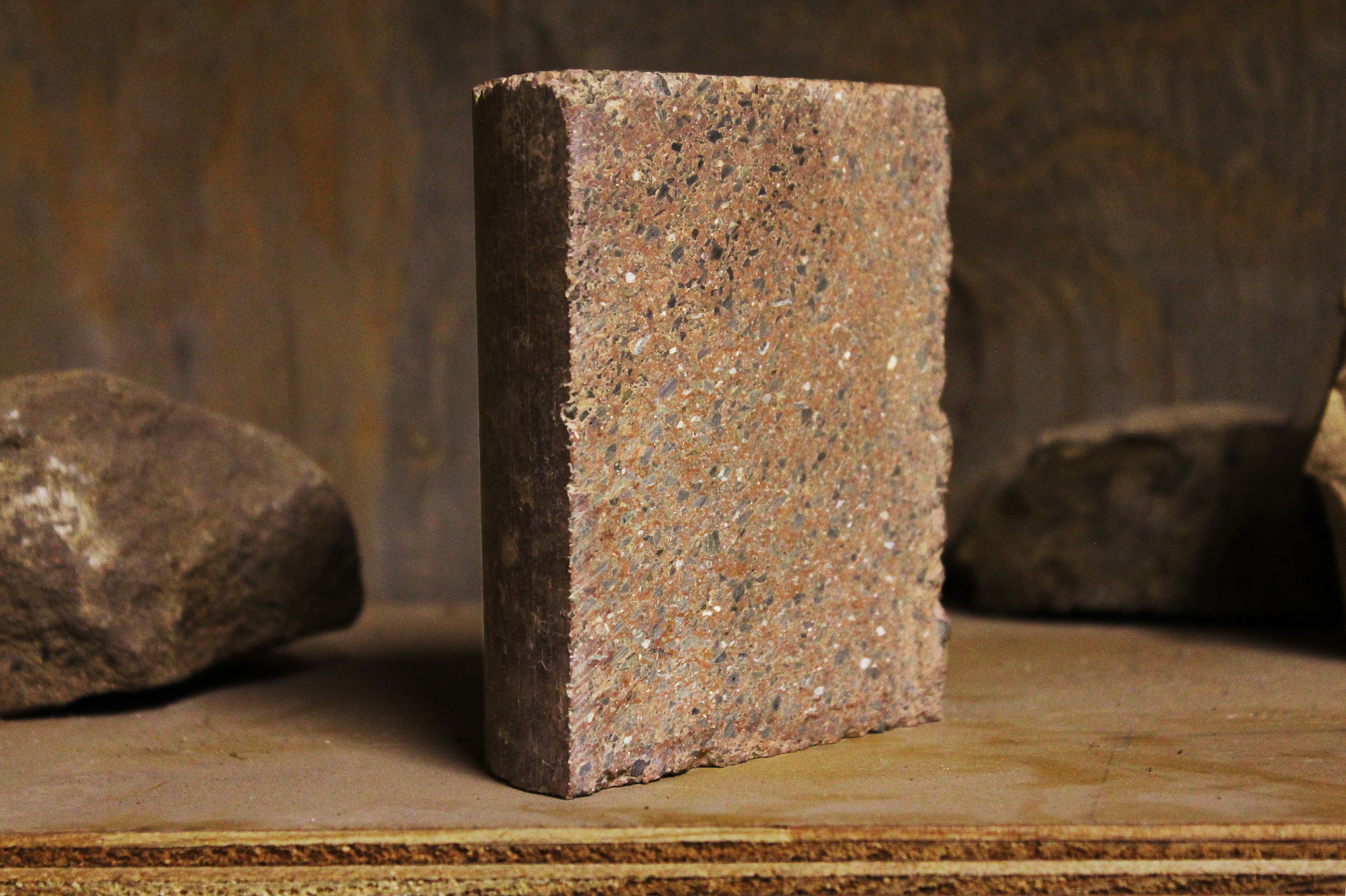 Could Natural Clay Replace Cement In Masonry Units
