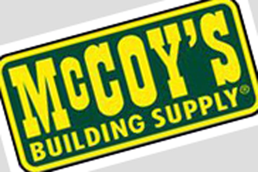 Mccoy S Building Supply Prosales Online Lumberyards
