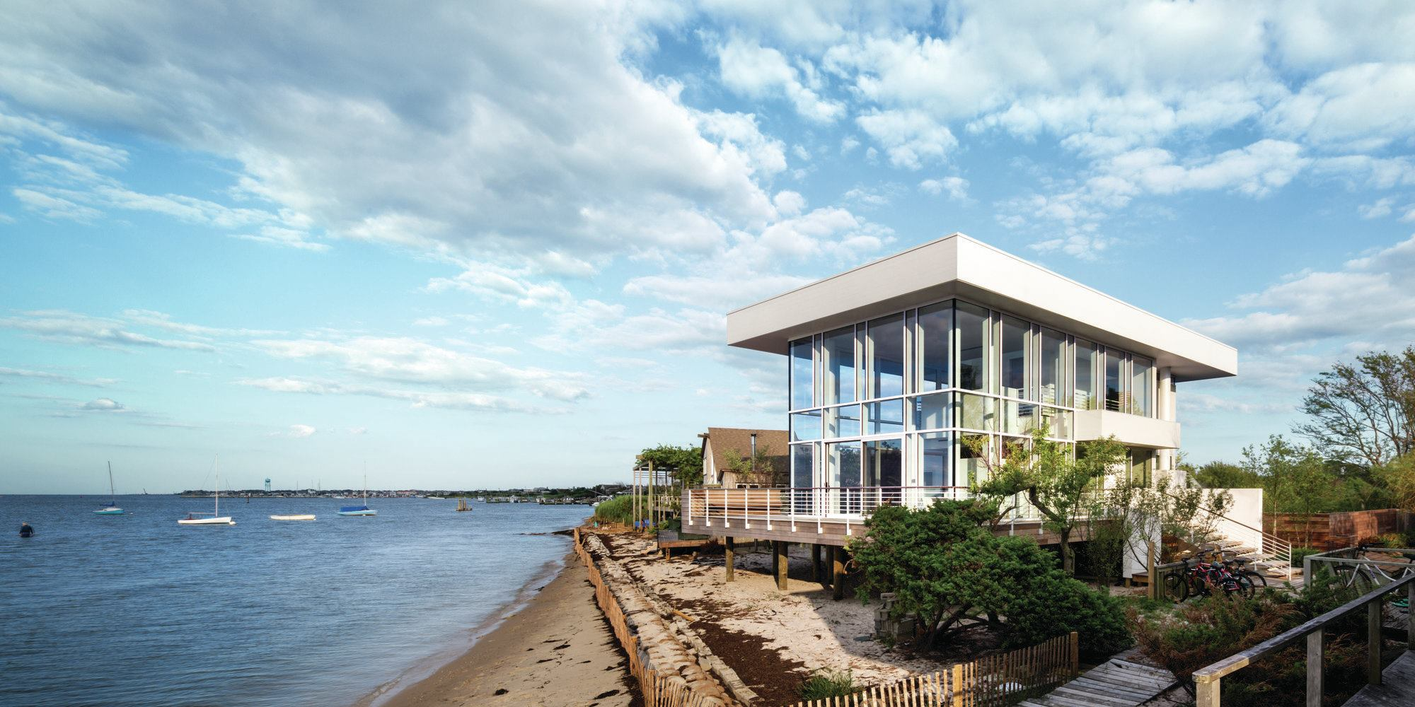 8 Beach Houses We Love Builder Magazine Vacation Homes