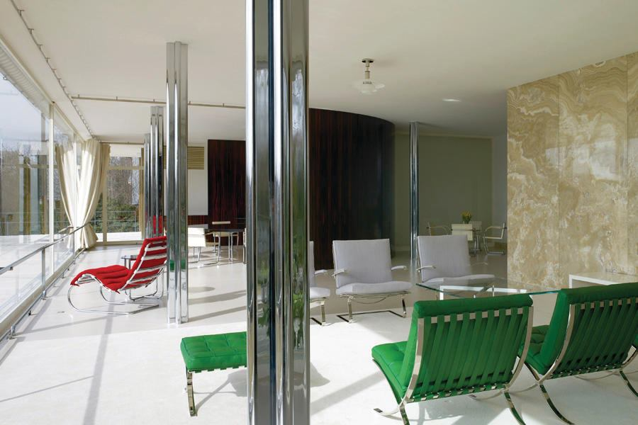 Ludwig Mies Van Der Rohe S Villa Tugendhat Architect