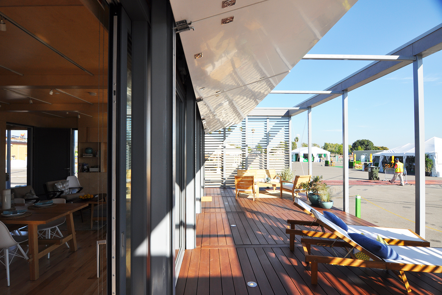 Stevens institute of technology 39 s sure house wins the 2015 for Solar decathlon 2015