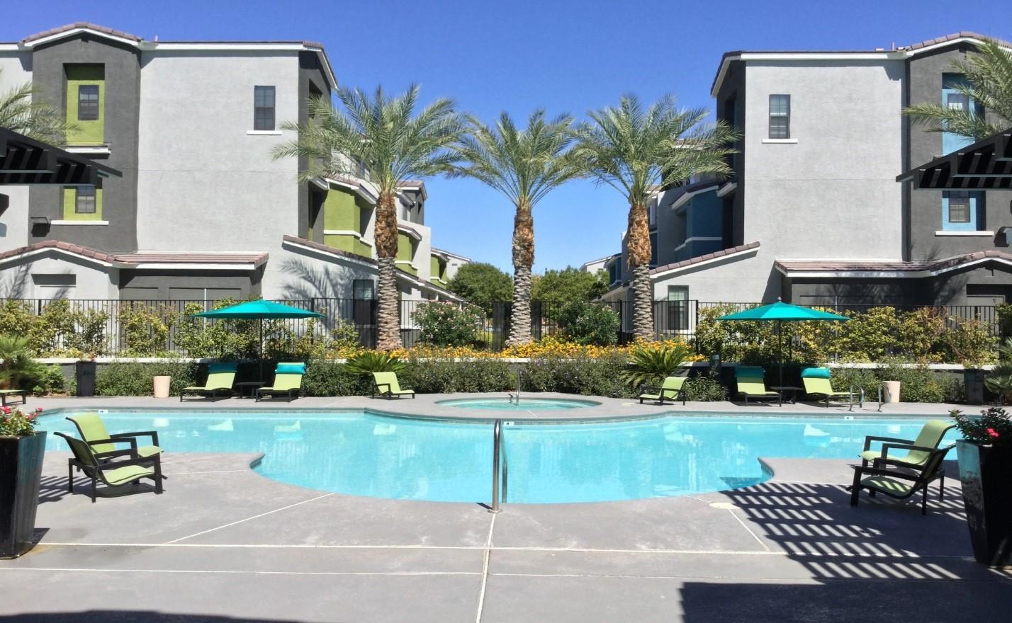 Hampton Garden Apartments Las Vegas