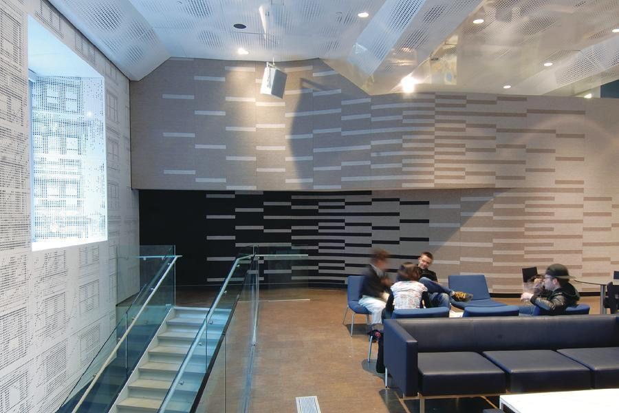 Toni Stabile Student Center | Architect Magazine ...