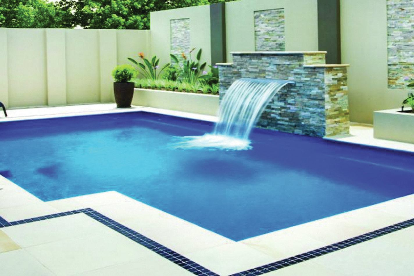Fiberglass firm outgrows texas home pool spa news for Swimming pool manufacturers