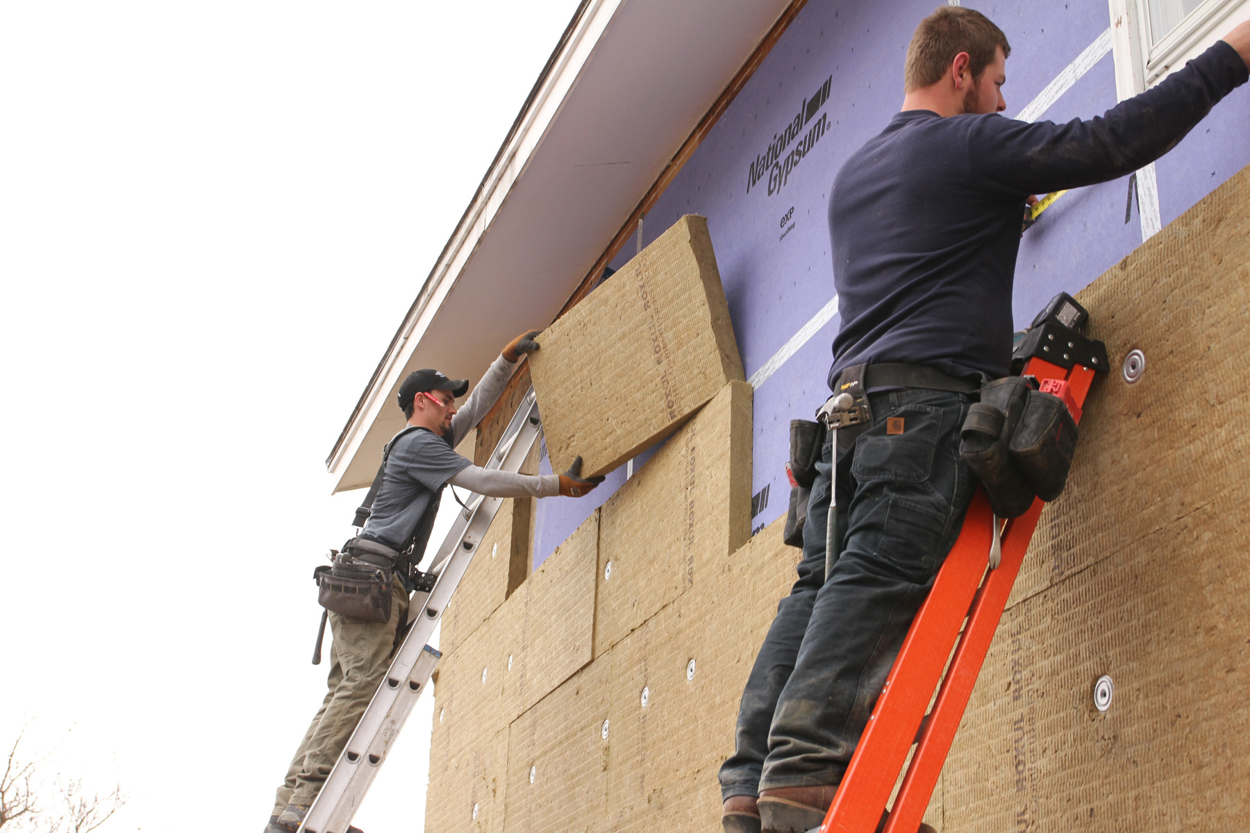 High Performance Insulated Wall Retrofits Jlc Online