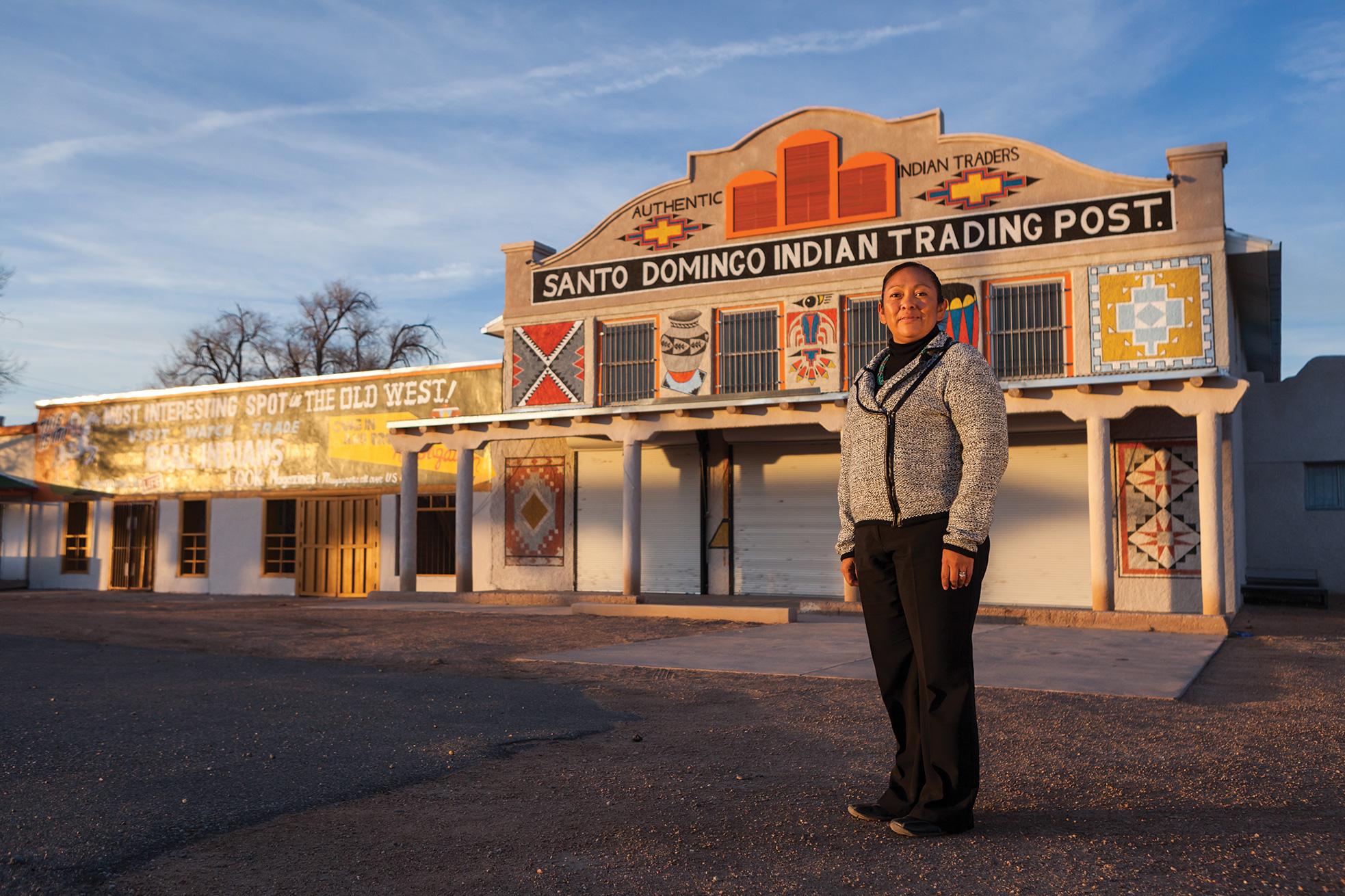 Native American Communities Explore New Territory Housing