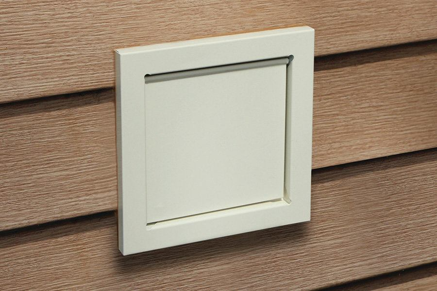 In O Vate Low Profile Dryer Wall Vent Jlc Online