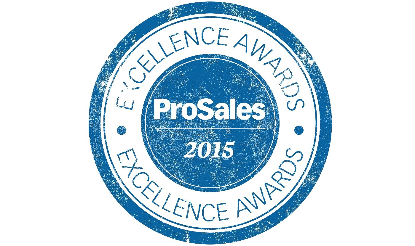 Announcing The 2015 Prosales Excellence Awards Prosales