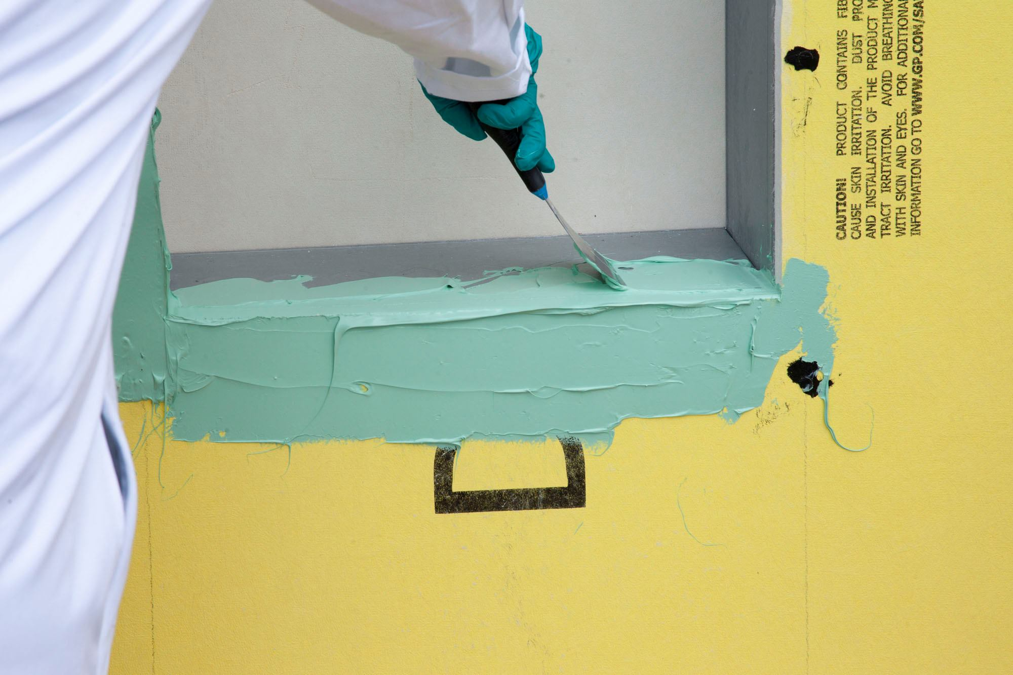 Dow Corning Adds Liquid Silicone Flashing For Rough