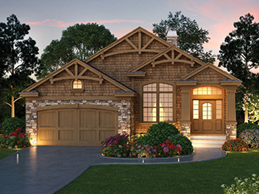 Maximizing slim lots 4 new layouts 40 feet wide or less for 40 foot wide lot house plans