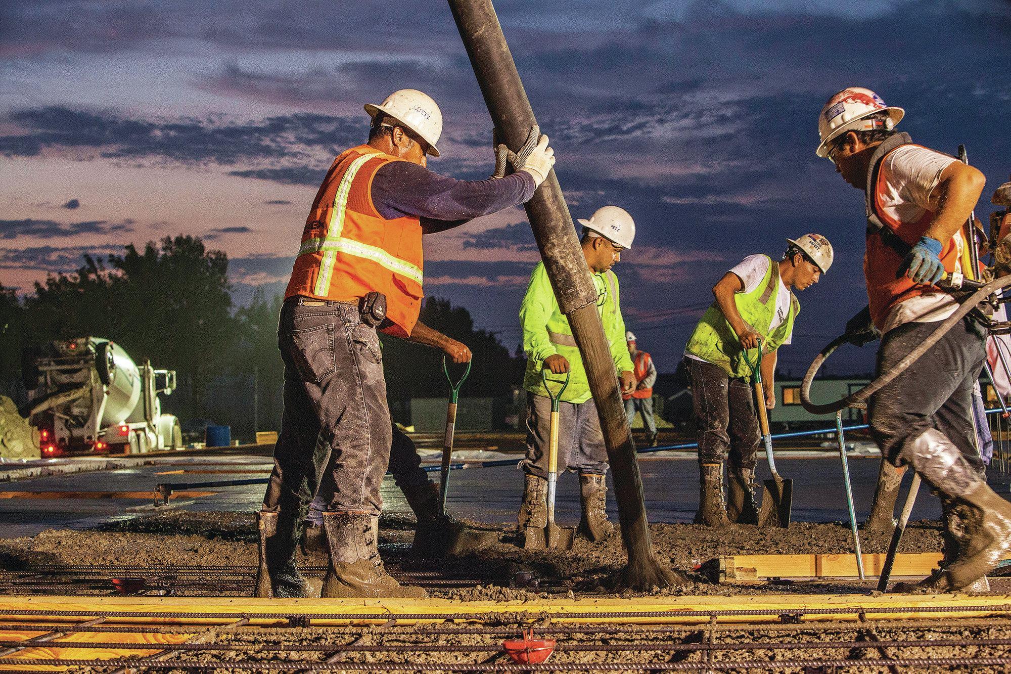 A Tilt Up Innovator Concrete Construction Magazine