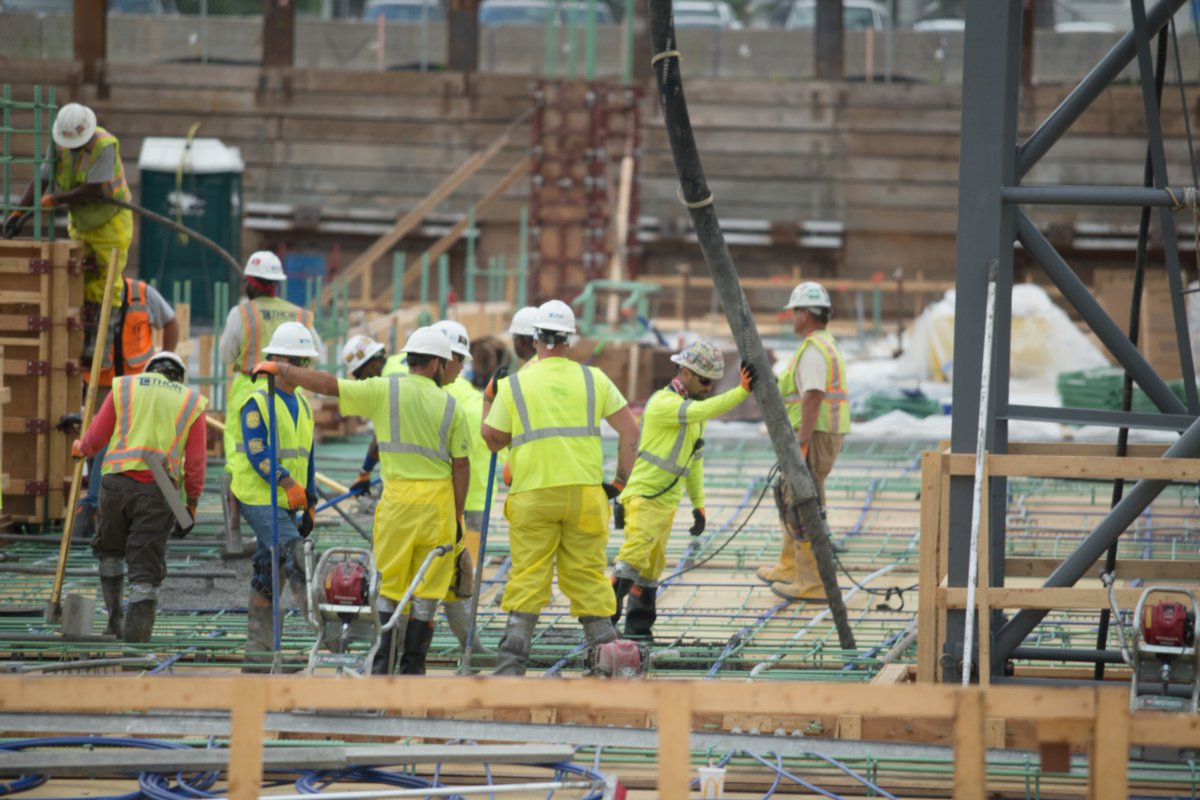 Contractor Achieves 45 Workforce Diversity Rate On
