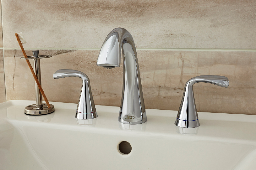 Open The Tap On New Kitchen And Bath Faucet Designs