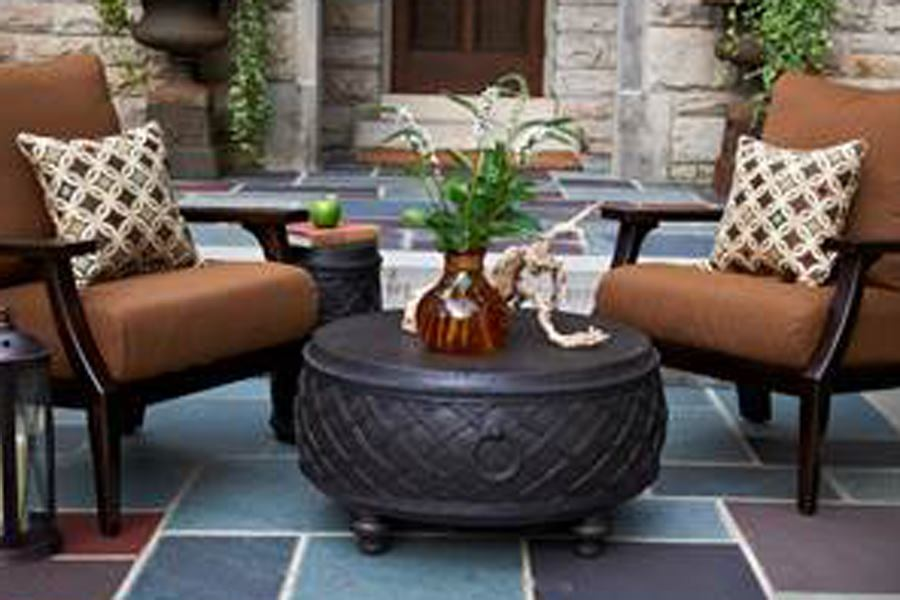 Outdoor Furniture From Peak Season Custom Home Magazine Products Furniture Outdoor Rooms