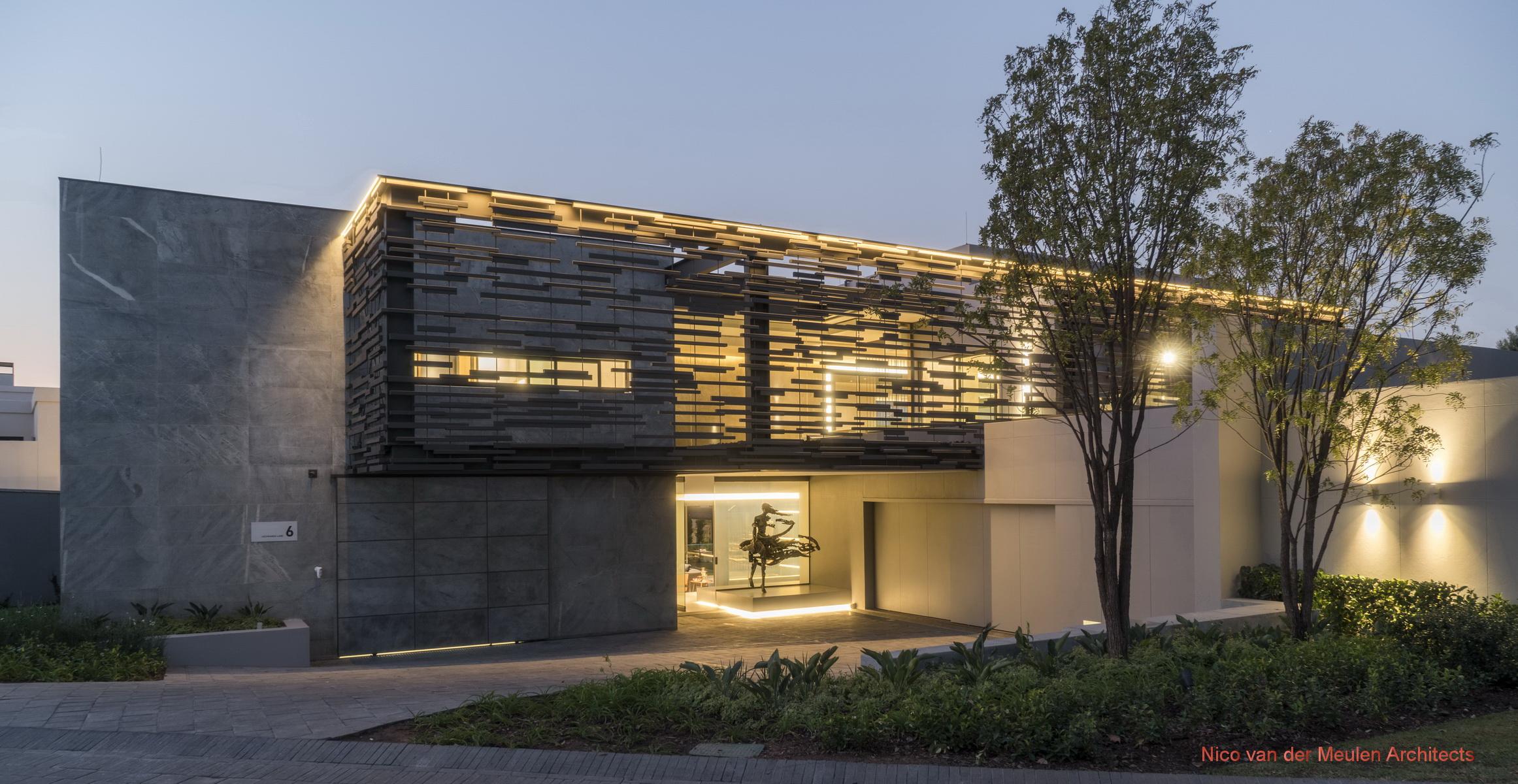 Forrest road architect magazine nico van der meulen - Commercial van interiors locations ...