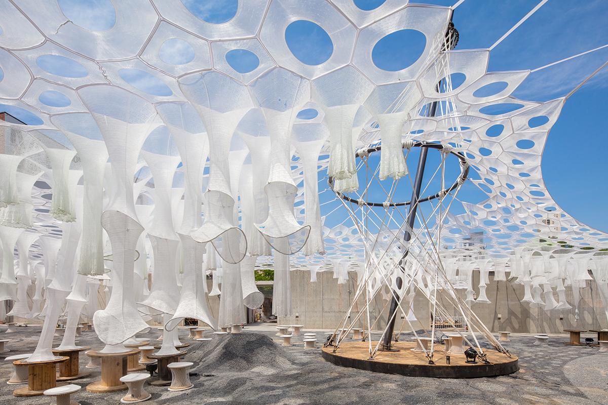 Lumen Architect Magazine Jenny Sabin Studio New York