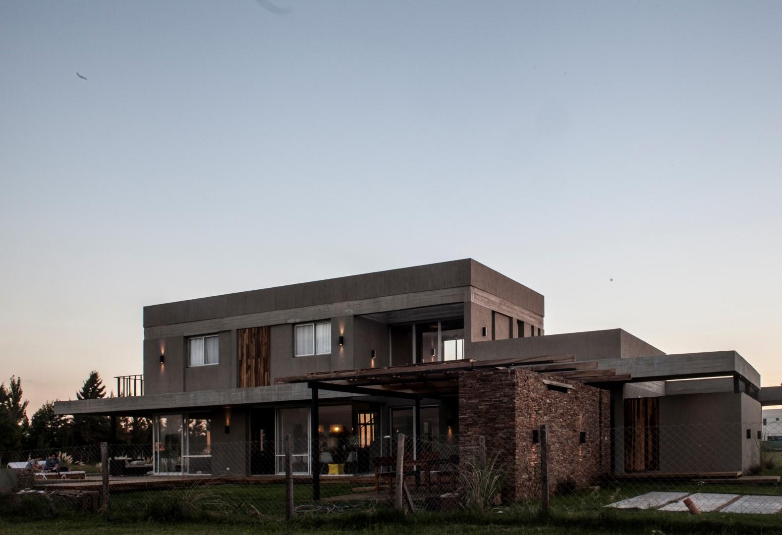 Casa Mm Custom Home Magazine Faarq Buenos Aires