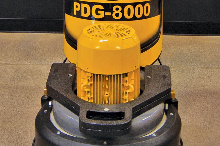 Sase Co Inc Pdg8000 Grinder Concrete Construction