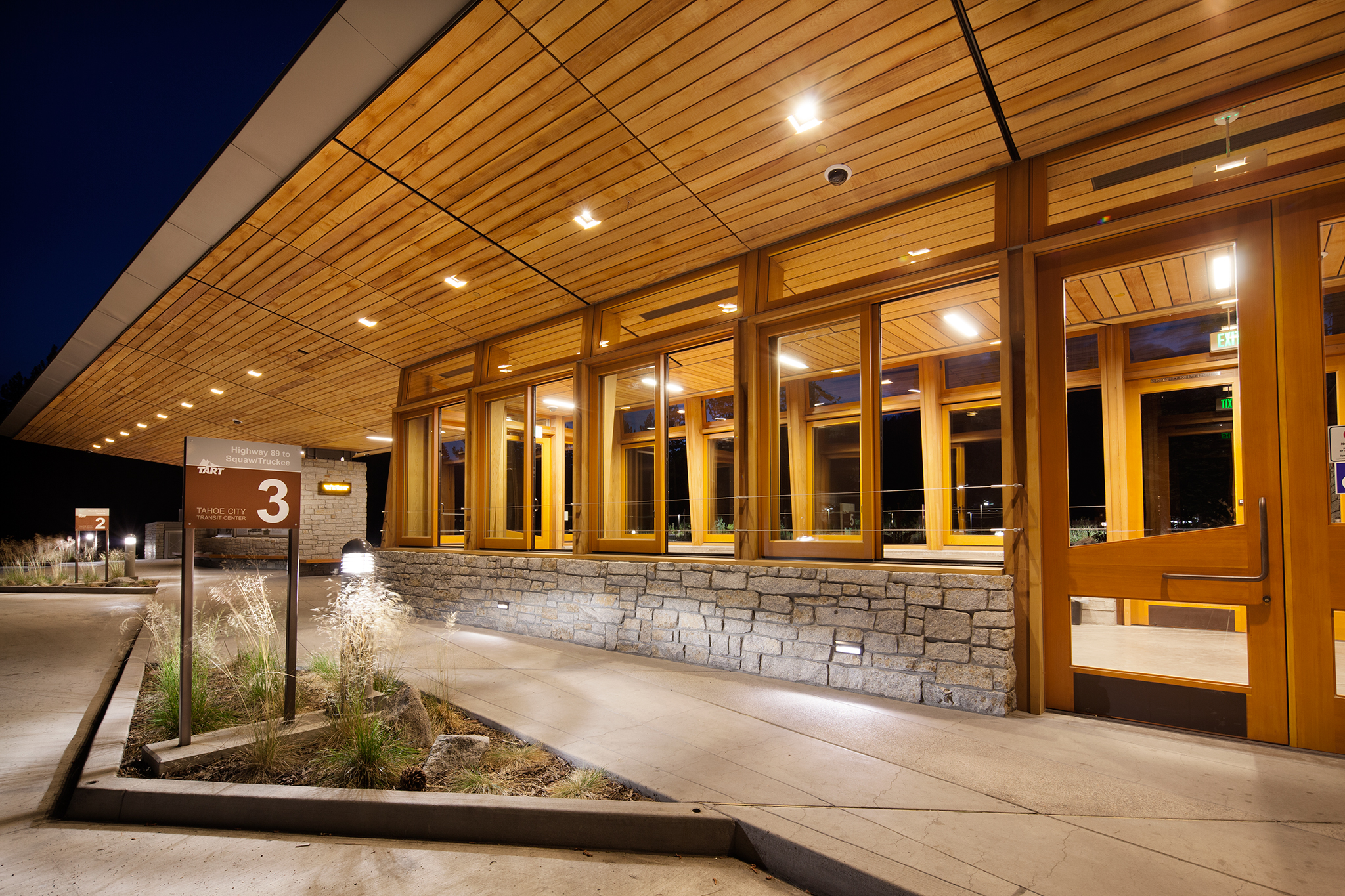 Tahoe city transit architect magazine wrns studio for Tahoe architects