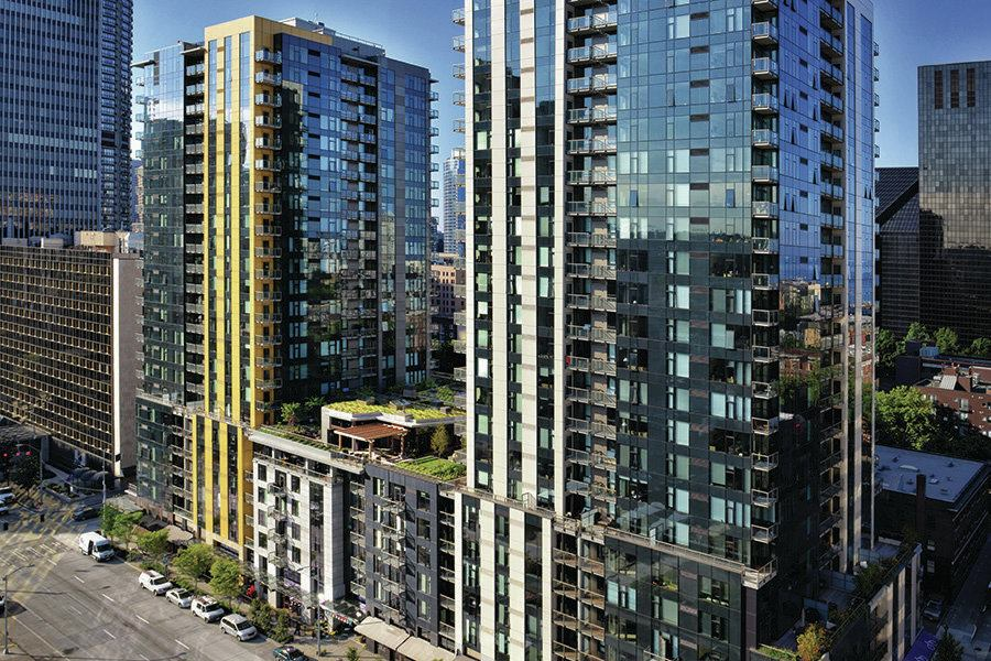 high rise apartment merit via6 multifamily executive