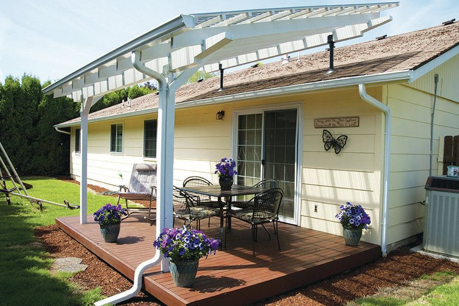 skylift roof risers professional deck builder roofing