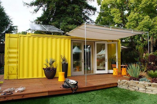 Prefab Shipping Container Homes Made To Order Ecobuilding