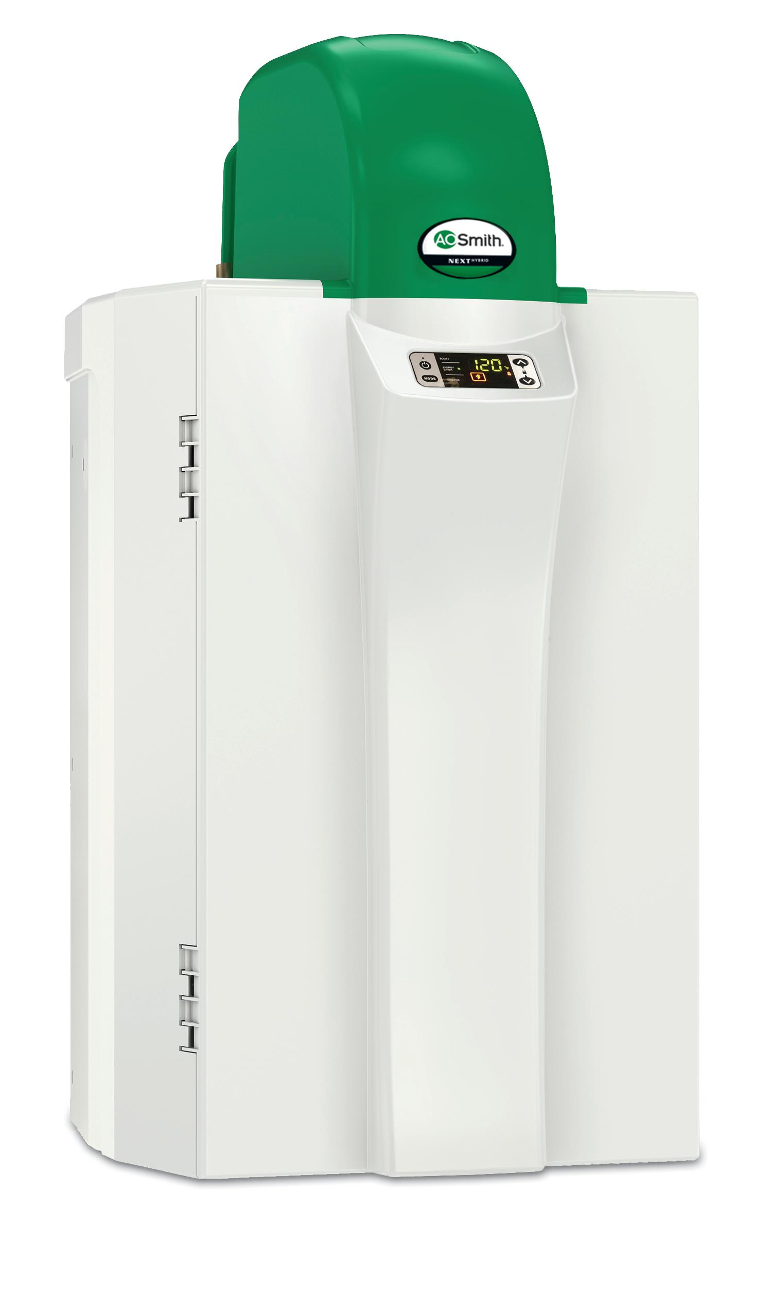 A O Smith Next Hybrid High Efficiency Gas Water Heater