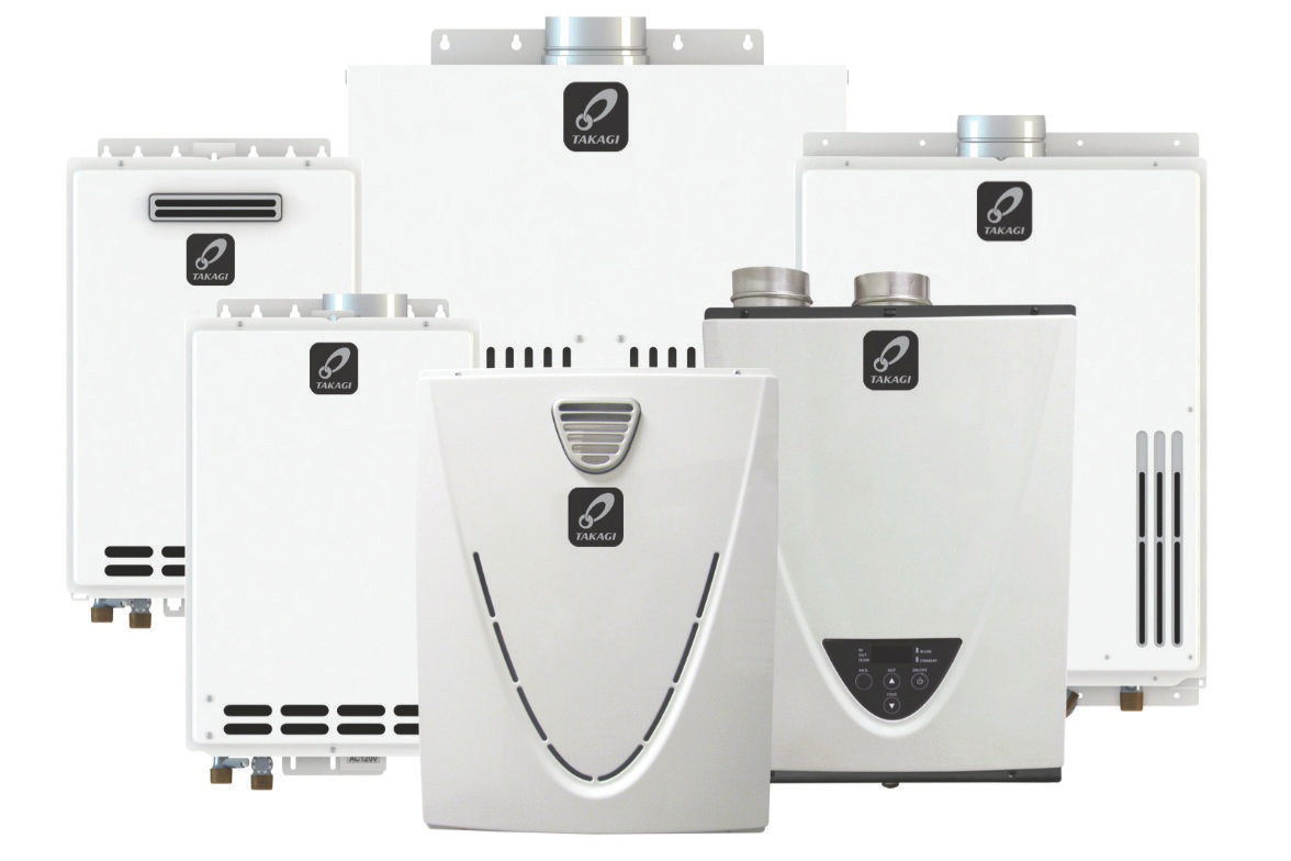 Safe efficient takagi ultra low nox water heaters for Efficient electric heating systems for homes