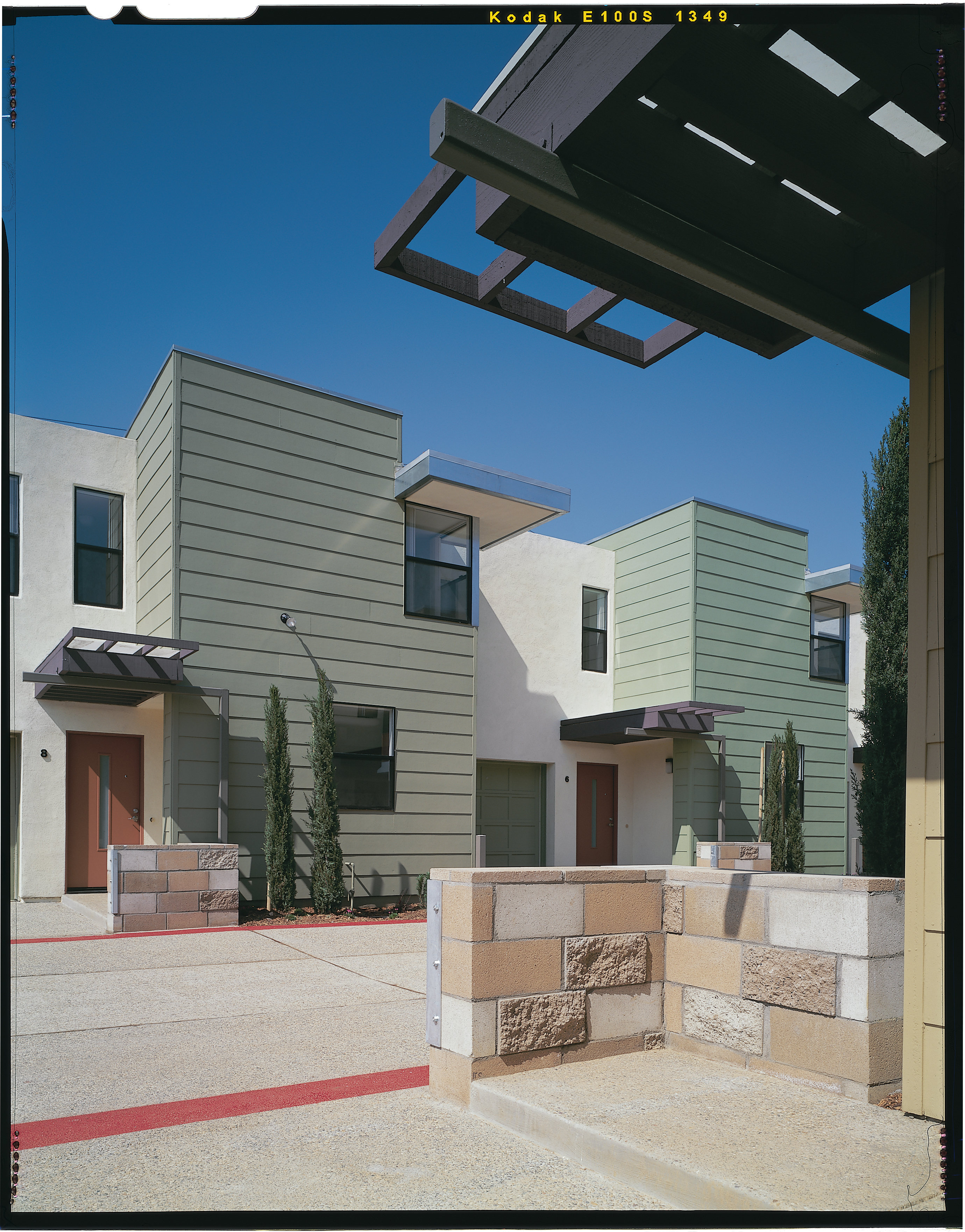 Eleventh Avenue Townhomes Residential Architect