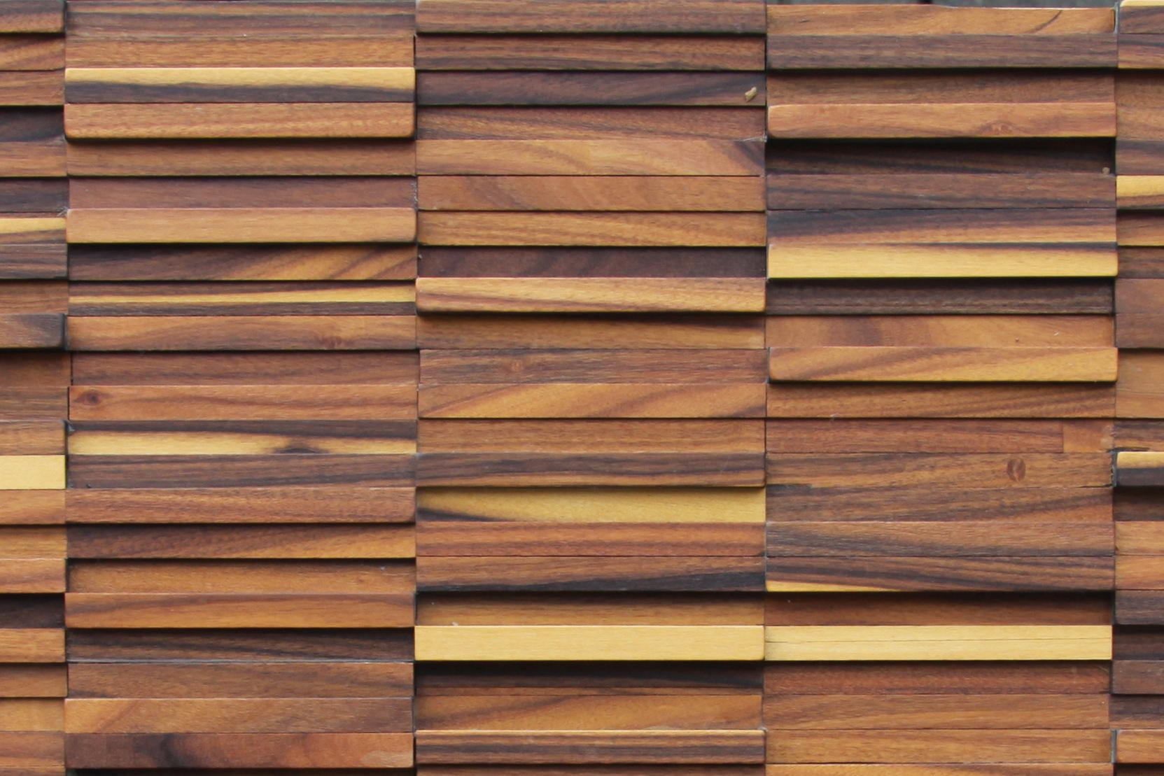 Product architectural systems fusión wood panels