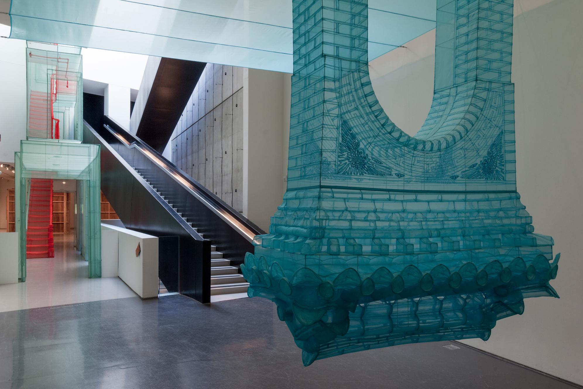 Do Ho Suh And Quot Unmeasurable Quot Architecture Architect